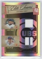 Kerry Wood, Mark Prior, Sammy Sosa, Greg Maddux /150