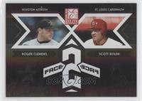 Scott Rolen, Roger Clemens /500