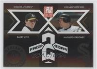 Barry Zito, Magglio Ordonez /500