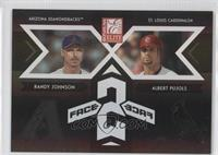 Albert Pujols, Randy Johnson /500