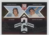 Harmon Killebrew, Jim Palmer /500