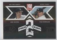 Ivan Rodriguez, Mike Mussina /500