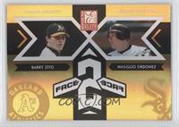 Magglio Ordonez, Barry Zito /150