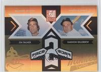 Harmon Killebrew, Jim Palmer /150