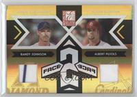 Albert Pujols, Randy Johnson /75