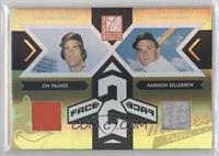 Harmon Killebrew, Jim Palmer /25