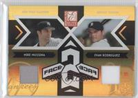 Mike Mussina, Ivan Rodriguez /200