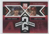 Randy Johnson, Albert Pujols /750