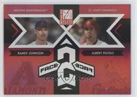 Rankin Johnson, Albert Pujols /750
