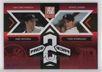 Mike Mussina, Ivan Rodriguez /750