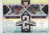 Kerry Wood, Lance Berkman /1500