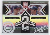 Kerry Wood, Shawn Green /1500