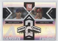 Albert Pujols, Randy Johnson /1500
