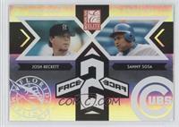 Josh Beckett, Sammy Sosa /1500