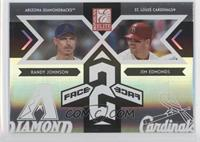 Jim Edmonds, Randy Johnson /1500