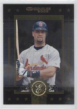 2005 Donruss Elite Series #ES-1 - Albert Pujols /1500