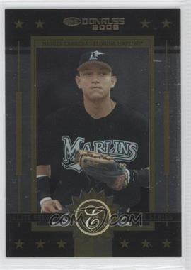 2005 Donruss Elite Series #ES-14 - Miguel Cabrera /1500