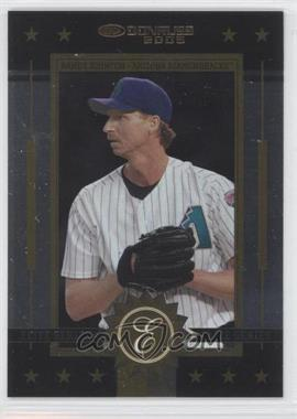 2005 Donruss Elite Series #ES-19 - Randy Johnson /1500