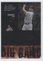 Jim Edmonds /2000