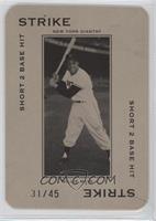 Willie Mays /45