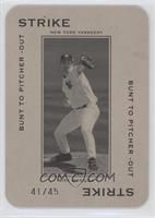 Mike Mussina /45