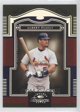 2005 Donruss Timeless Treasures [???] #100 - Albert Pujols /50