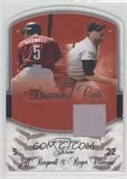 Jeff Bagwell, Roger Clemens (Jersey) /75