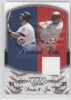 Mike Piazza, Jim Thome (Jersey)