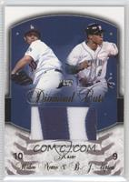 Hideo Nomo (Patch), B.J. Upton /20