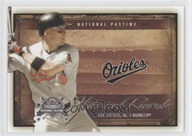 2005 Fleer America's National Pastime [???] #10HR - Cal Ripken Jr. /1996