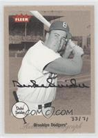 Duke Snider (2002 Fleer Greats) /71