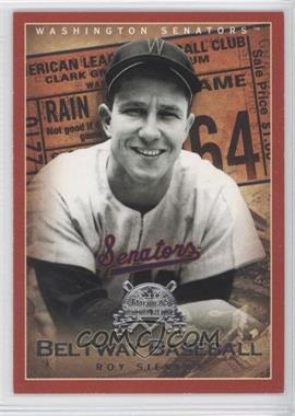 2005 Fleer National Pastime Beltway Baseball #6 BB - Roy Sievers /202