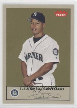 2005 Fleer Tradition Grey Back #220 - Ramon Santiago