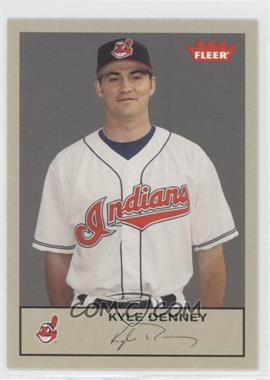 2005 Fleer Tradition Grey Back #27 - Kyle Denney