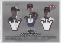 Greg Maddux, Mark Prior, Kerry Wood /33