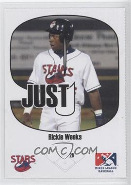 2005 Just Minors [???] #4 - Rickie Weeks