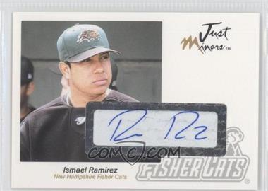 2005 Just Minors [???] #53 - Ismael Ramirez