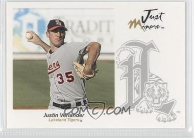 2005 Just Minors [???] #66 - Justin Verlander