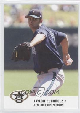2005 Just Minors [???] #8 - Taylor Buchholz