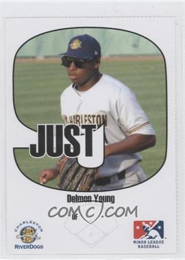 2005 Just Minors Beckett Insert Just 9 #7 - Delmon Young