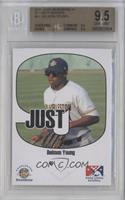 Delmon Young [BGS 9.5]