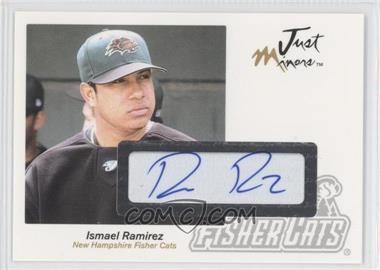 2005 Just Minors Just Autographs Autographs [Autographed] #53 - Ismael Ramirez