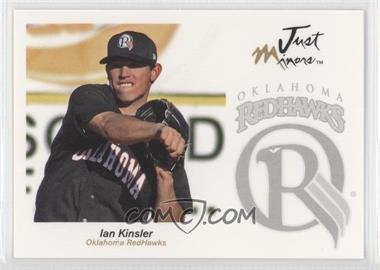 2005 Just Minors Just Autographs #36 - Ian Kinsler