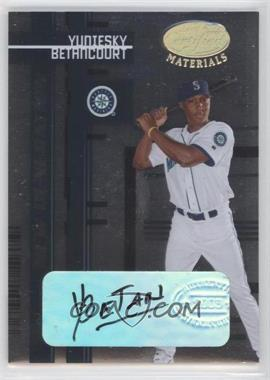 2005 Leaf Certified Materials - [Base] #250 - Yuniesky Betancourt /499