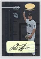 Chris Resop /499