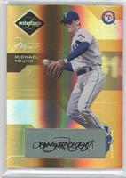 Michael Young /25