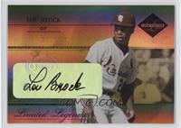 Lou Brock /50