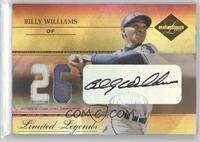 Billy Williams /20