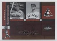 Ernie Banks, Billy Williams /50