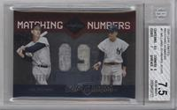 Ted Williams, Roger Maris /25 [BGS 7.5]